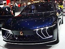 Чем будут поражать дорогие автомобили? Видео - Женев