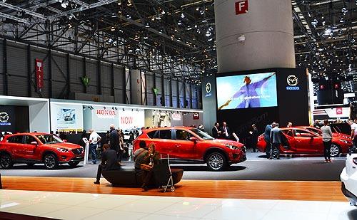 Автосалон в Женеве: Обзор самых знаковых новинок