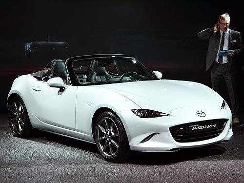 Mazda на пороге премиум-класса. Репортаж с Женевского автосалона