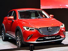 Mazda на пороге премиум-класса. Репортаж с Женевского автосалона - Mazda