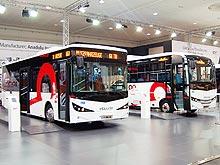 На каких автобусах будет ездить Европа. Репортаж с выставки IAA 2016 - автобус