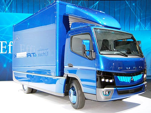 Какие новинки грузовиков показали на IAA 2016. Репортаж из Ганновера