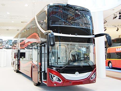 На каких автобусах будет ездить Европа. Репортаж с выставки IAA 2016