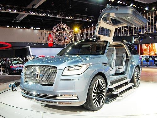 Производство Lincoln впервые откроют за пределами США - Lincoln