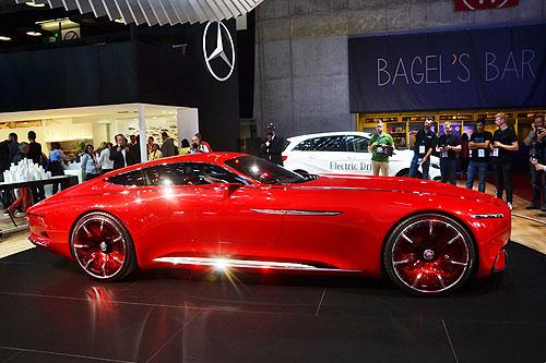 Куда движется автомобильная индустрия. Концепты автосалона в Париже
