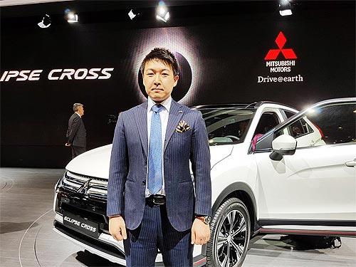 Новый Mitsubishi Eclipse Cross появится в Украине в 2018 году - Mitsubishi