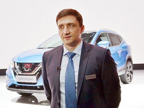 Nissan представил в Женеве инновационный Qashqai - Nissan