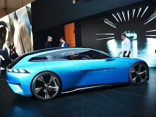 Главные концепты автосалона в Женеве