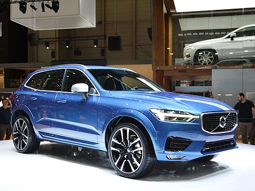 Volvo символично, в день своего 90-летия, запустила производство новой модели