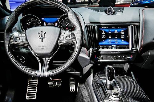 Maserati представила спецверсии Ghibli, Quattroporte і Levante, которые в апреле появятся в Украине - Maserati