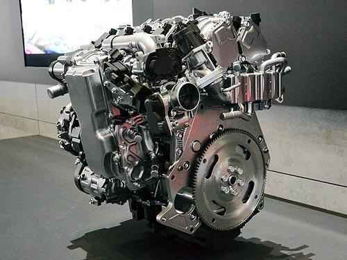 Mazda представила революционный двигатель, который будет доступен и в Украине