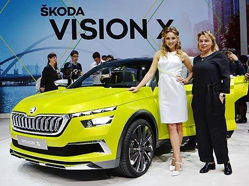 Какие новинки из Женевы от Skoda уже скоро будут доступны в Украине - Skoda