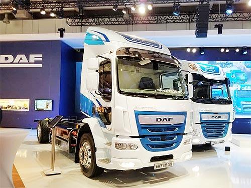 DAF представил линейку грузовиков ближайшего будущего