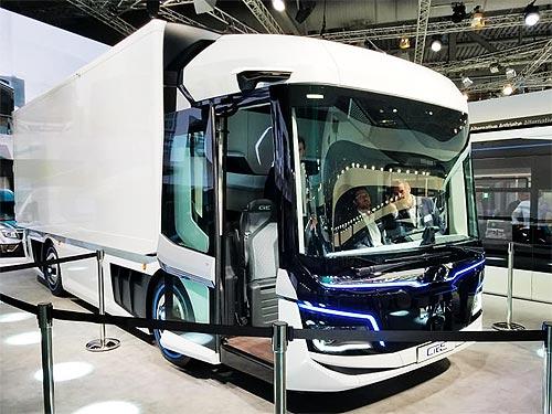 Continental создала специальную шину для электрических грузовиков