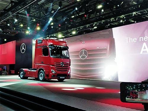 Что интересного представили на крупнейшей выставке коммерческого транспорта в Ганновере