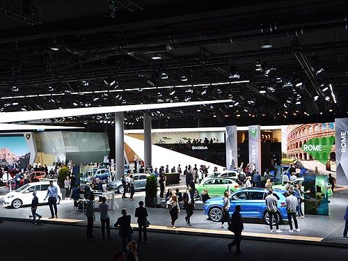 Какие премьеры автосалона во Франкфурте уже скоро появятся в Украине