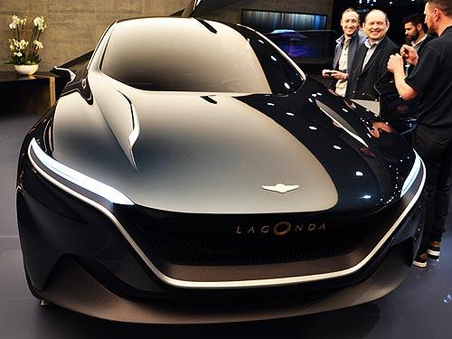 Высокая автомобильная мода. Женевские новинки для гурманов