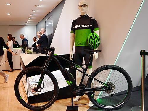 Skoda продолжает удивлять. Новинки на автосалоне в Женеве - Skoda