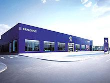 Peugeot в Украине ищет еще одного дилера