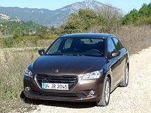 В Украине объявили цены на массовый седан Peugeot 301 - Peugeot