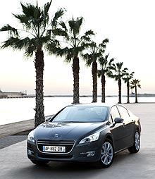 Peugeot 508 стал доступен по специальной цене - Peugeot