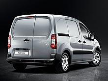 PSA Peugeot Citroen и General Motors будут совместно выпускать коммерческие фургоны в Испании