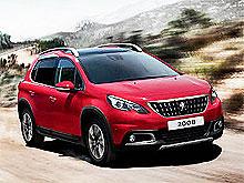 Покупатели нового Peugeot 2008 получают 350 л бензина