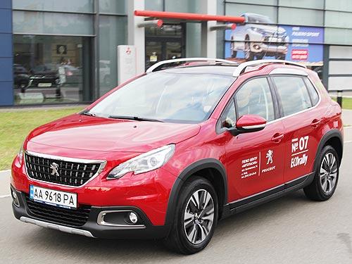Тест-драйв нового Peugeot 2008. Какой автомобиль нужен в городе?