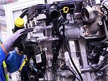 На заводе PSA выпустили юбилейный двигатель