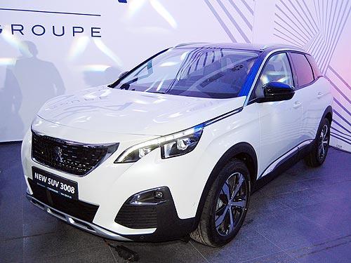 Peugeot на автосалоне в Женеве представит электрический Partner Tepee Electric, концепт и линейку новых SUV - Peugeot
