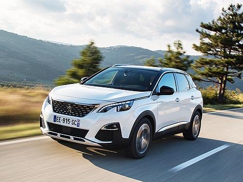 PEUGEOT победили сразу в двух номинациях на «Автомобиль года в Украине 2018» - PEUGEOT