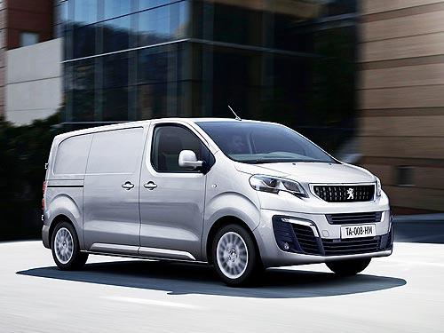 Объявлены украинские цены на новый фургон PEUGEOT Expert - PEUGEOT