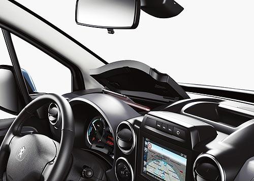 Peugeot представит новый электрический Partner с запасом хода 170 км - Peugeot