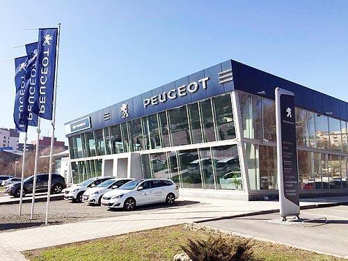 АИС будет открывать новые дилерские центры Peugeot и Citroen по Украине