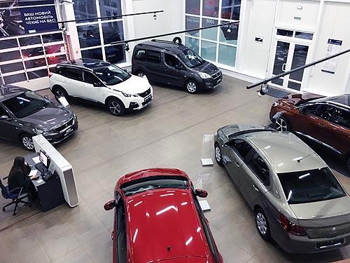 В Полтаве открылся концептуальный автосалон PEUGEOT - PEUGEOT