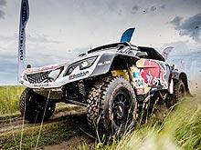 Peugeot второй год подряд побеждает в ралли «Шелковый путь»