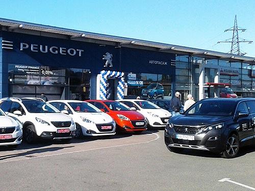 Какие реальные результаты расхода топлива демонстрируют Peugeot в Украине