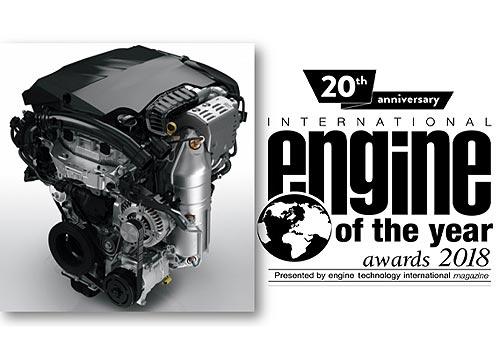 Стали известны двигатели года - двигател
