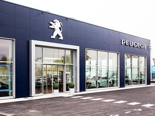 PEUGEOT ищет новых партнеров в Днепре и Чернигове