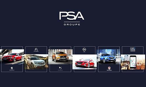 Продажи Группы PSA превысили 1 млн. авто
