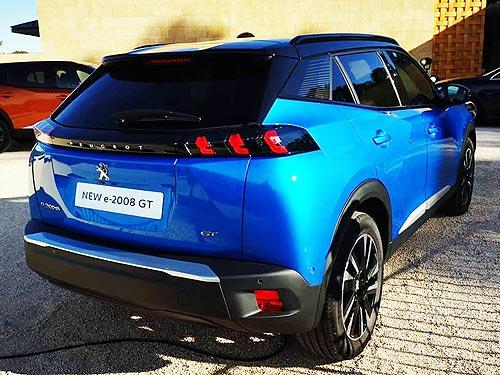 Чем будет удивлять вторая генерация Peugeot 2008. Первые впечатления - Peugeot