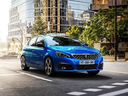 Новый PEUGEOT 308 будет доступен с полностью цифровым салоном Peugeot i-Cockpit®