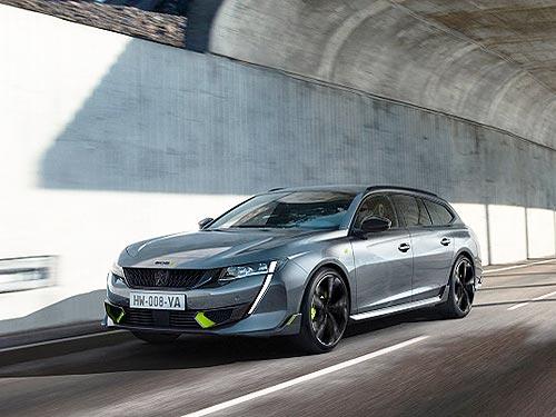 PEUGEOT запускает новый лейбл заряженных автомобилей и представляет первую модель