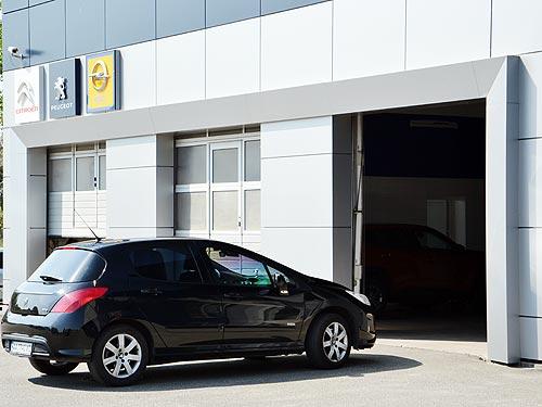 Peugeot, Citroen и Opel теперь можно обслуживать на одном СТО. Перезагрузка сервиса PSA в Украине