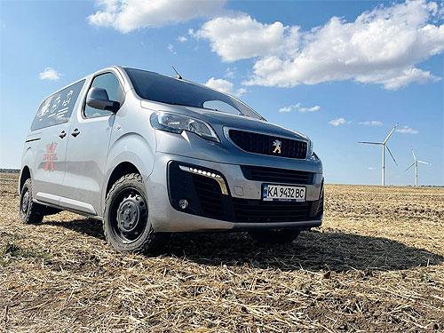 Меняет ли характер Peugeot Traveller система полного привода Dangel 4x4. Тест-драйв