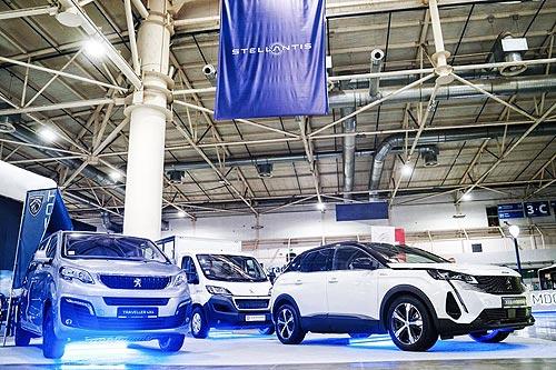 Концерн Stellantis представит на выставке Агро 2021 единый огромный стенд и 14 автомобилей под любые запросы