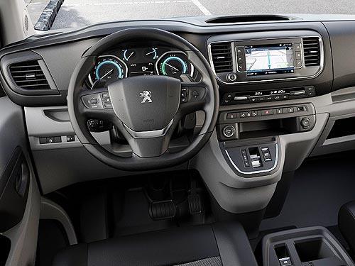 Стали известны подробности о новом серийном водородном автомобиле PEUGEOT e-EXPERT Hydrogen - PEUGEOT
