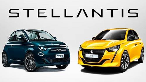 Stellantis стал лидером по продажам в Европе по итогам I квартала 2021 г. - Stellantis