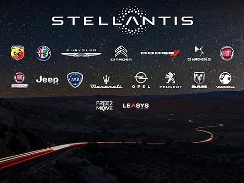 Stellantis стал лидером по продажам в Европе по итогам I квартала 2021 г.
