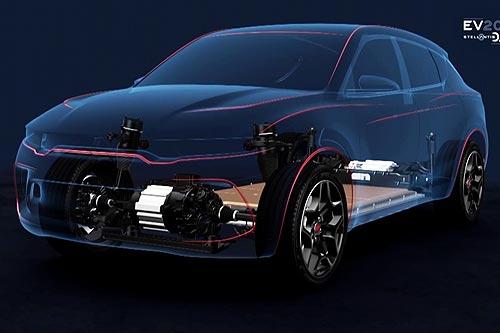 Stellantis готовит 4 платформы для электромобилей с запасом хода до 800 км